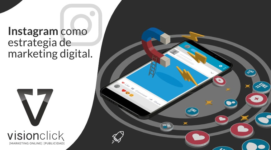 Instagram como estrategia de marketing digital