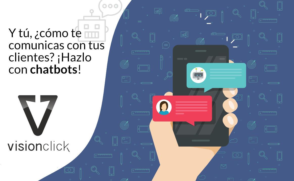 comunicación con chatbots