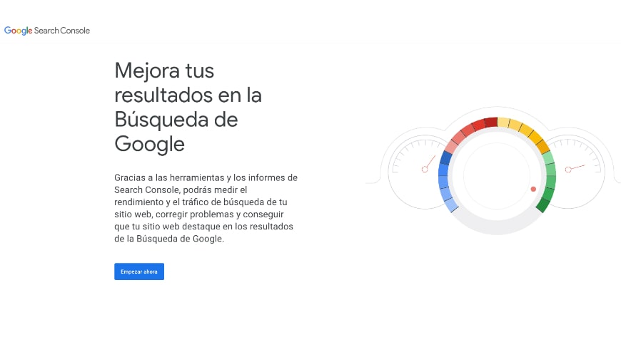 Saca el maximo partido a Google Search Console