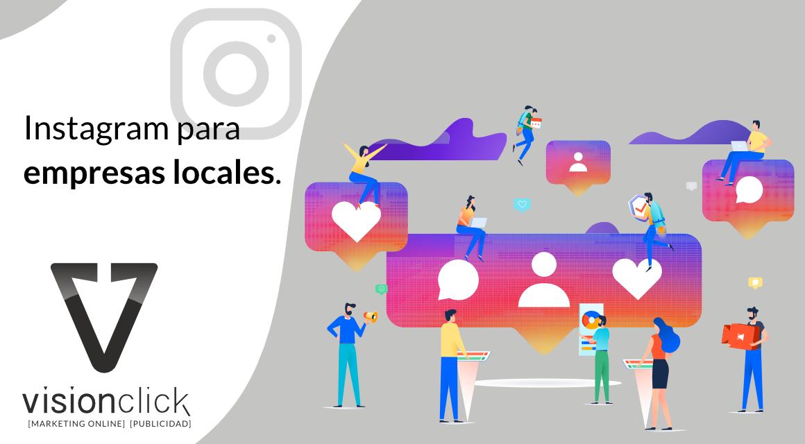 Instagram para negocios locales